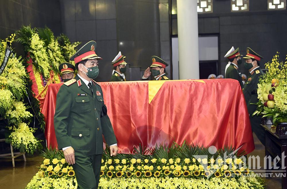 Lãnh đạo Đảng, Nhà nước viếng Đại tướng Phùng Quang Thanh-10