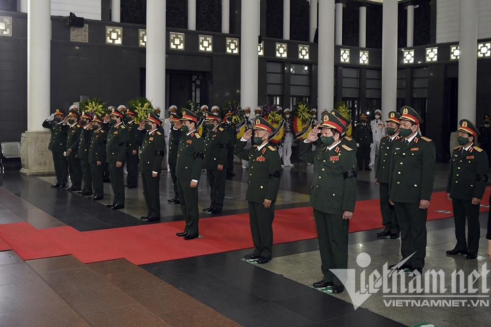Lãnh đạo Đảng, Nhà nước viếng Đại tướng Phùng Quang Thanh-7