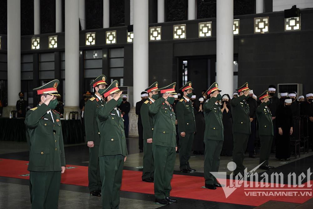 Lãnh đạo Đảng, Nhà nước viếng Đại tướng Phùng Quang Thanh-8