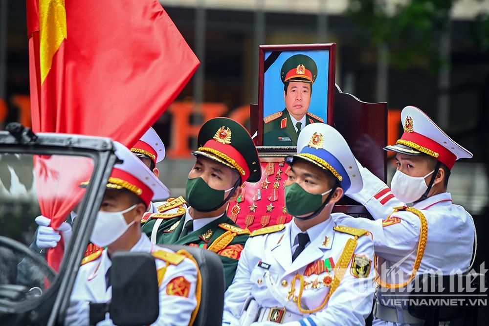 Lãnh đạo Đảng, Nhà nước viếng Đại tướng Phùng Quang Thanh-12