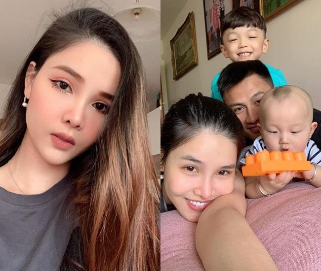 Tin sao Việt: Kỳ Hân sắp có con thứ 3?