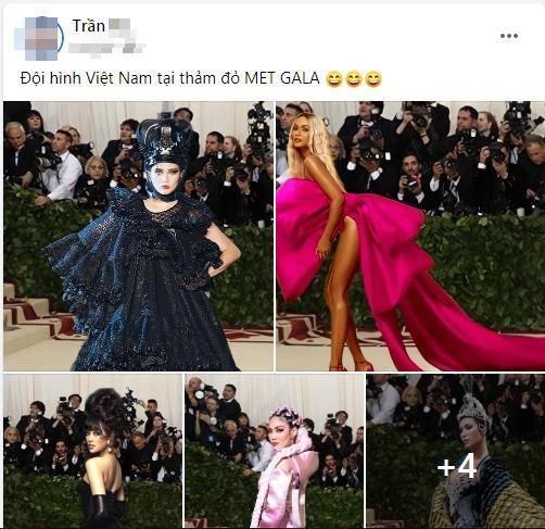 HHen Niê, Hoàng Thùy đổ bộ Met Gala 2021, chuyện gì đây?-4