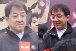 Ngoại hình già nua xập xệ ở tuổi 67 của Thành Long