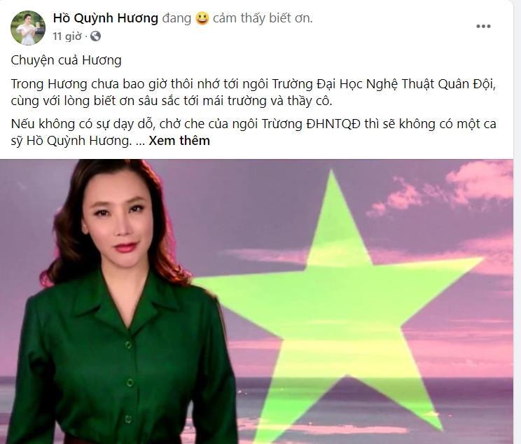 Hồ Quỳnh Hương nói xấu thầy, éo le nhắn nhầm số chính chủ!-1