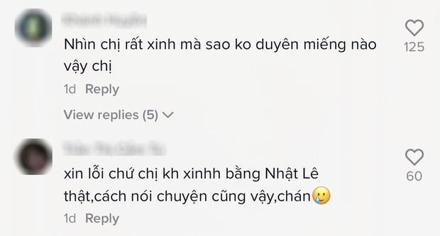 Bồ mới Quang Hải thả like bình luận bênh vực mình trong vụ khịa Nhật Lê-2
