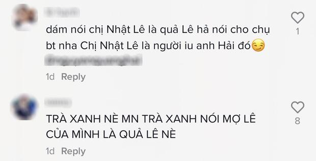 Bồ mới Quang Hải thả like bình luận bênh vực mình trong vụ khịa Nhật Lê-3