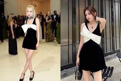 Đầm Rosé BLACKPINK dự Met Gala bị nhái, bán nhan nhản giá 300k