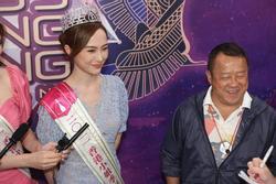 Nhan sắc Á hậu gốc Việt nghi được 'ông trùm' TVB chống lưng