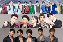 10 nhóm nhạc nam Kpop xuất sắc nhất mọi thời đại, vị trí số 1 dễ đoán