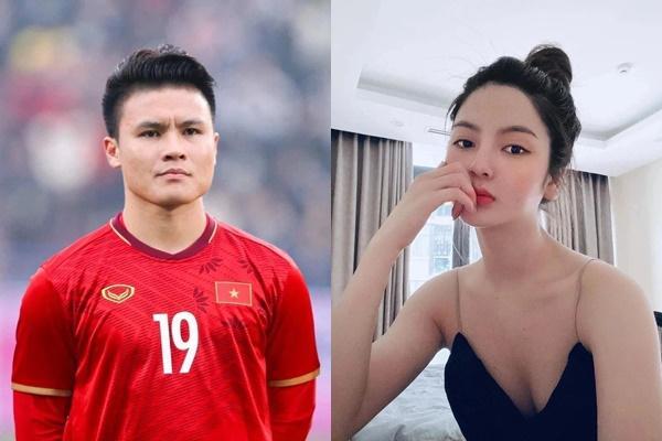 Bồ mới Quang Hải đăng clip khoe dáng đứng khiêu khích-1
