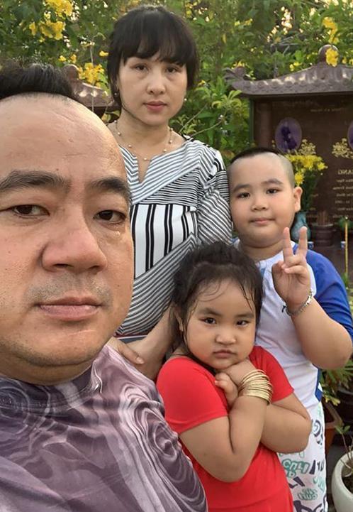 Hiếu Hiền xuất hiện cùng đàn con, 4 gương mặt giống hệt 1-6