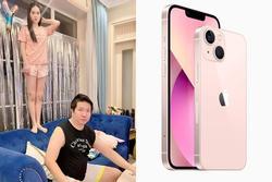 Đoàn Di Băng nói thích Iphone 13 chỉ vì cái màu, ông xã tậu luôn