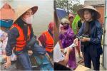 Loạt chứng từ cứu trợ Thủy Tiên cung cấp bị soi ra lỗi