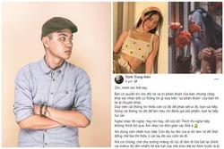 Cha đẻ hit 'Cung Đàn Vỡ Đôi' bức xúc khi Chi Pu bị nghi chính là Loli