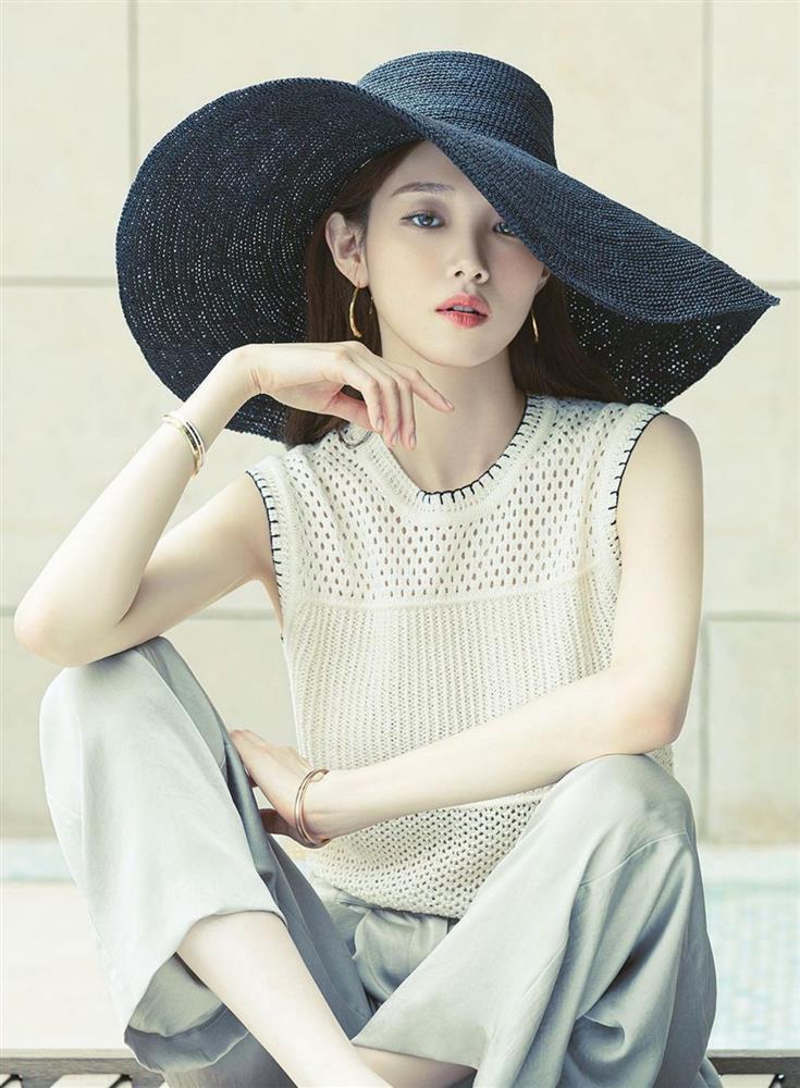 Quá khứ đẫm lệ của tiên nữ cử tạ Lee Sung Kyung-1