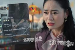 Ê-kíp Hương Vị Tình Thân nói gì khi phim 'bắt trend' sao kê từ thiện?