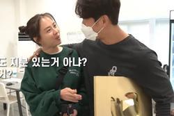 Khoảnh khắc tình cảm của Song Ji Hyo - Kim Jong Kook