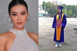 Bị bóc học dốt, tốt nghiệp ảo, Á hậu Kim Duyên nói gì?