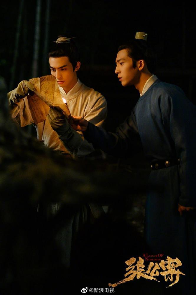 Phim đam mỹ Trung Quốc lách luật để được phát sóng-1