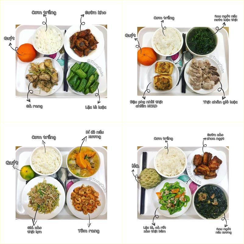 Cơm cữ siêu xịn chồng 9X nấu cho vợ khiến chị em phát hờn-2