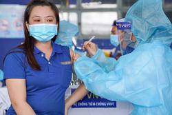 TP.HCM: Thời gian giãn cách 2 mũi AstraZeneca rút xuống 6 tuần