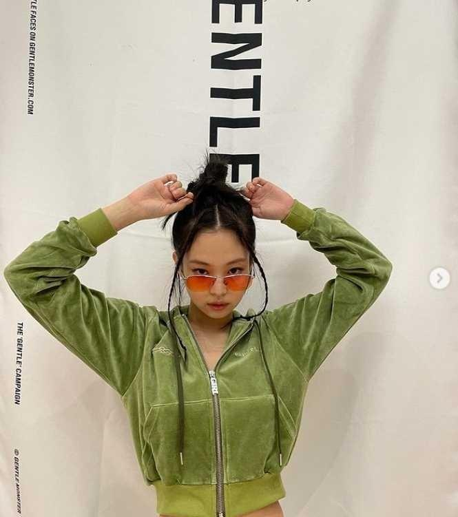 Jennie, HyunA trẻ trung lại quyến rũ khi diện loạt kiểu tóc Y2K-7