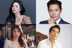 Dàn diễn viên Hàn được 'cứu', tái xuất đình đám sau đại scandal