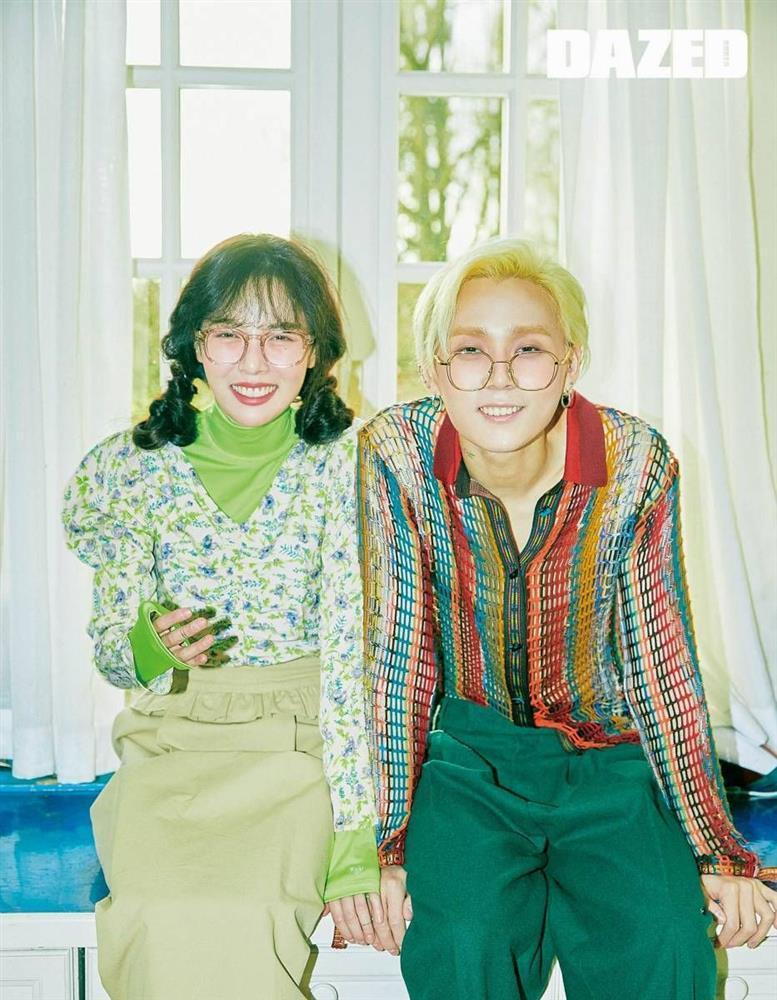 Cặp tình nhân phá vỡ quy tắc ngầm của giới giải trí Hàn-5