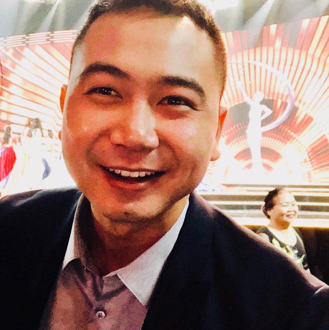 Ảnh chồng Lan Khuê sang Mỹ cổ vũ Phạm Hương bị đào mộ-4
