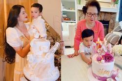 Mẹ chồng quyền lực của hoa hậu Phạm Hương lộ diện?