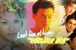 Loạt bìa album 'ngày ấy': Lam Trường lãng tử, Mỹ Tâm cá tính, MTV khác lạ!