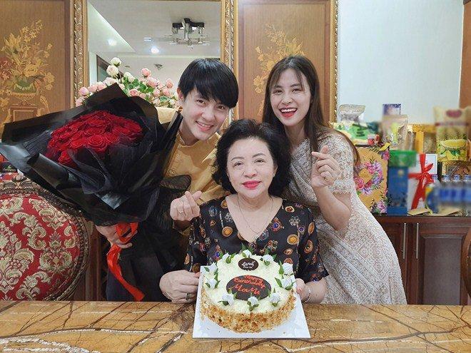 Mẹ chồng đã đẹp còn quyền lực của dàn mỹ nhân Việt-3