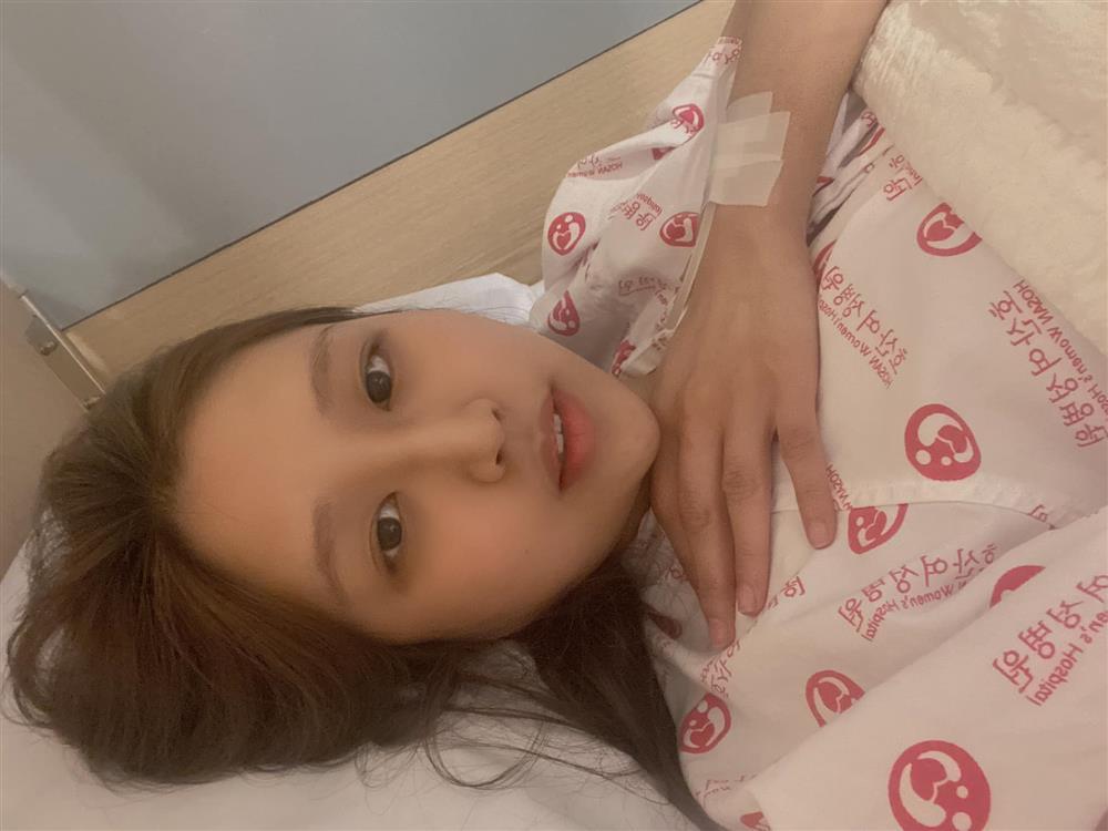 Một hot girl đình đám giới trẻ Việt đã sinh con-3