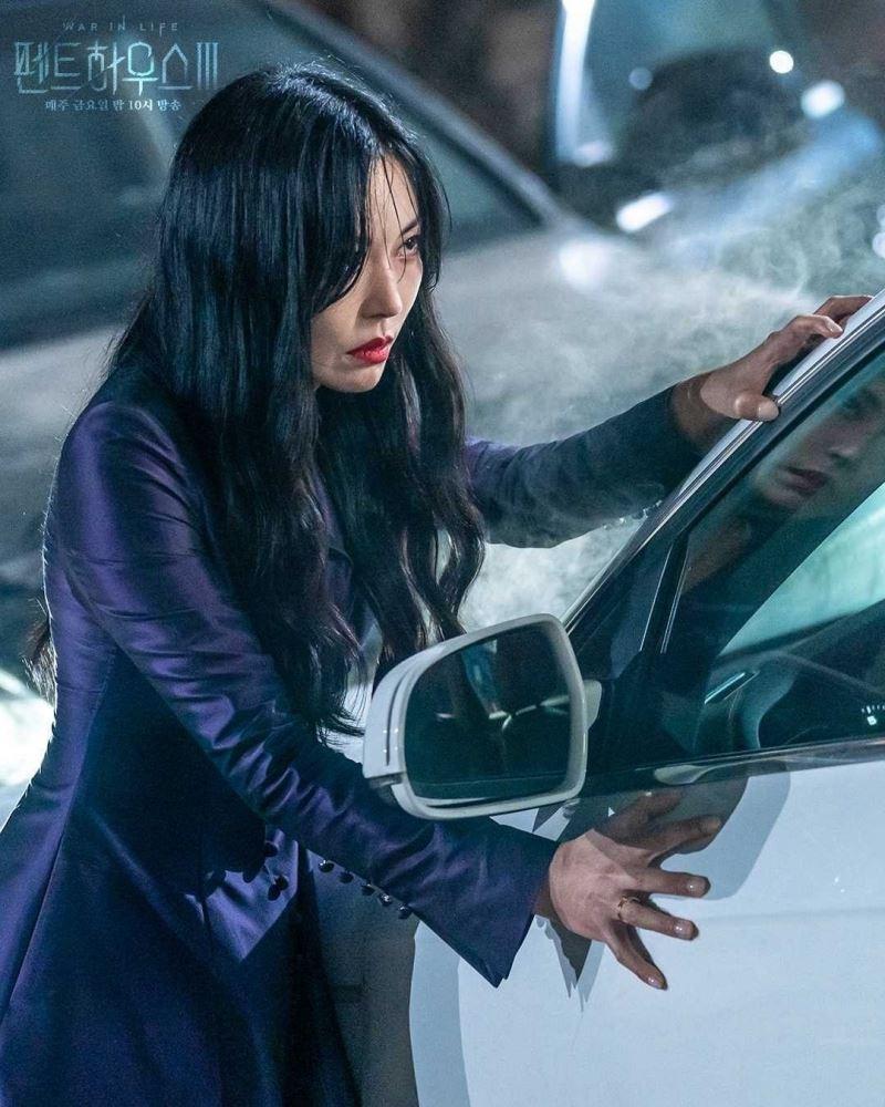 Cảnh quay khiến Kim So Yeon căng thẳng-1