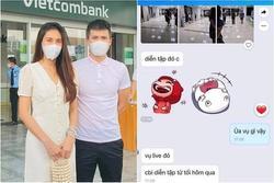 Sáng tỏ tin đồn Thủy Tiên 'diễn tập sao kê' ở ngân hàng