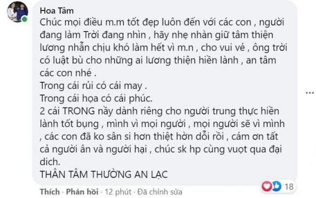 Động thái mẹ ruột khi Thủy Tiên livestream sao kê 177 tỷ đồng-1
