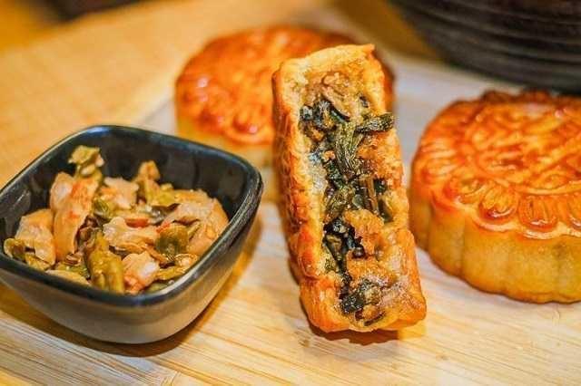 Những loại bánh trung thu kỳ dị khiến nhiều người choáng váng-1