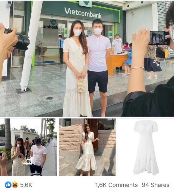 Váy Ngọc Trinh, Thủy Tiên mặc hôm nay, hôm sau bán đầy chợ-4