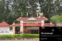 SỐC: Giáo viên Quảng Trị mắng chửi học trò ở lớp học online
