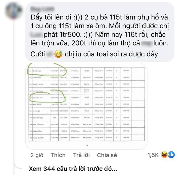 2 cụ già 116 tuổi vẫn được nhận 1,5 triệu tiền trợ cấp của Thủy Tiên?-1