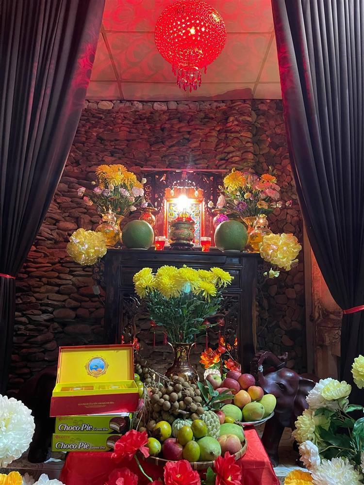 Lý Hải và nhiều nghệ sĩ làm lễ cúng Tổ ở nhà-9