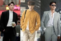 Isaac khoe tài mix đồ đẹp tựa soái ca Hàn Quốc