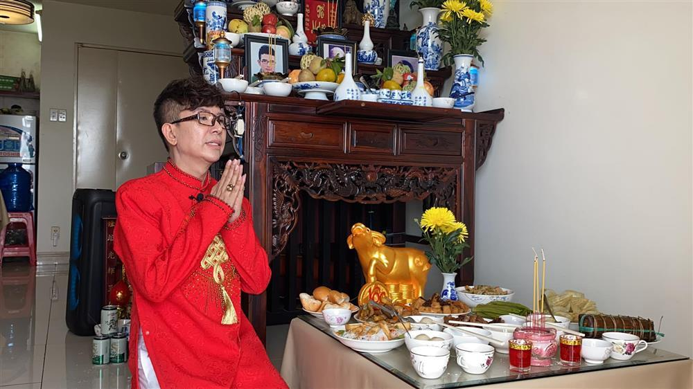 Dàn sao cầu an cho Phi Nhung trong ngày cúng Tổ nghiệp-3
