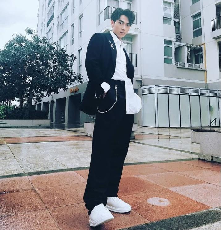 Isaac khoe tài mix đồ đẹp tựa soái ca Hàn Quốc-9