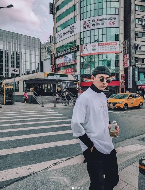 Isaac khoe tài mix đồ đẹp tựa soái ca Hàn Quốc-10