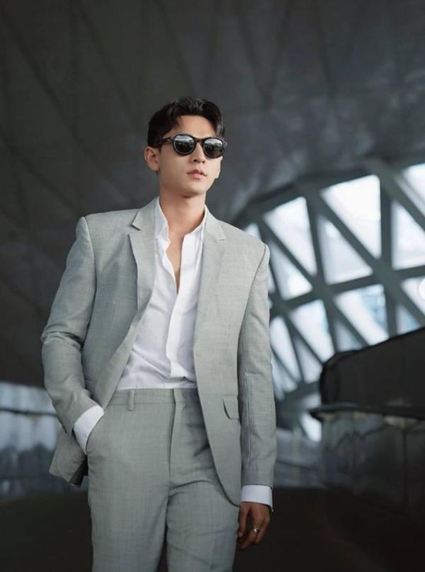 Isaac khoe tài mix đồ đẹp tựa soái ca Hàn Quốc-7