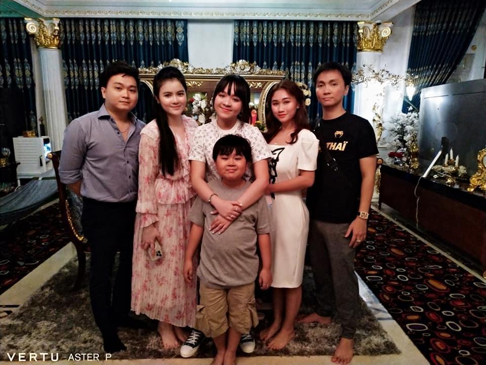 Soi nhan sắc nàng dâu cả sau 4 tháng làm dâu bà Phương Hằng-1