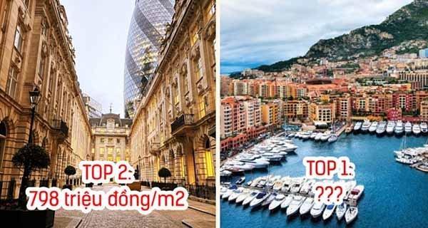 8 nơi giá nhà đắt nhất thế giới: Top 1 tiền tỷ mới mua được 1m2-1