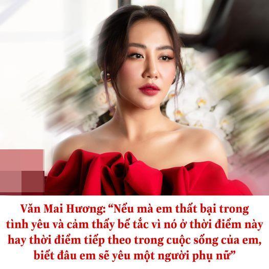Văn Mai Hương bị đào lại phát ngôn sốc: Biết đâu sẽ yêu phụ nữ-4