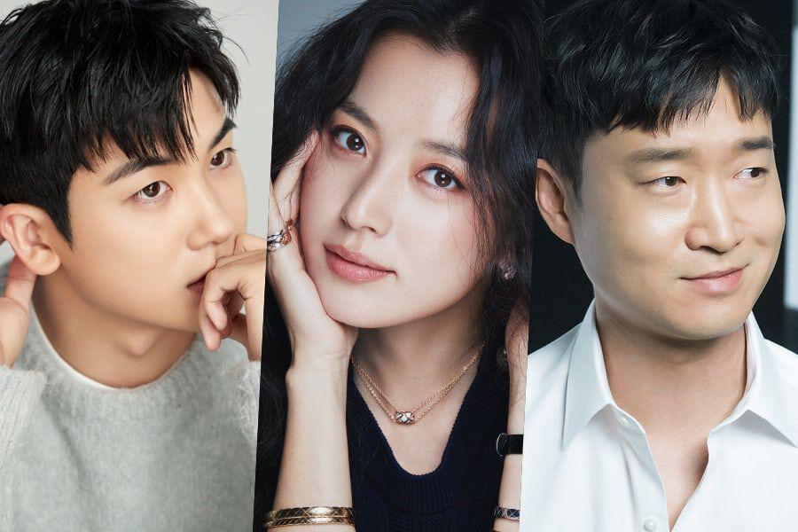 Han Hyo Joo tái xuất, đóng cặp cùng trai trẻ Park Hyung Sik-3